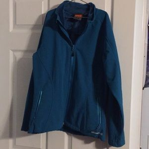 Merrill blue jacket size small
